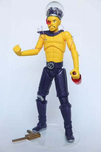 Vandal Man action figure Sculptured by