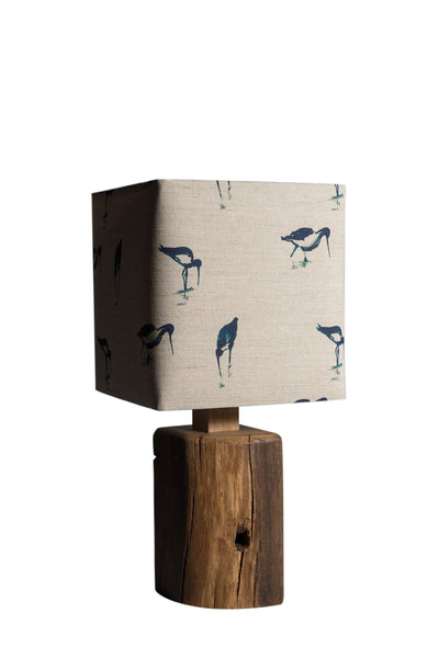Wading birds table lamp