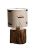 Sailing boats table lamp