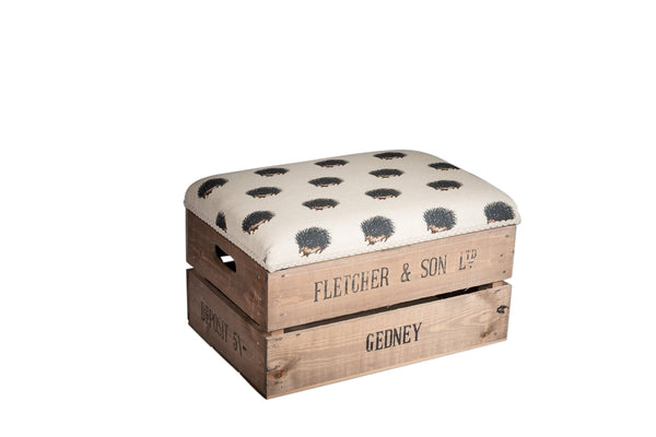 Apple Crate Footstool Tiffany Jayne