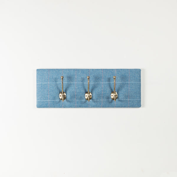 Jay tweed coat hooks