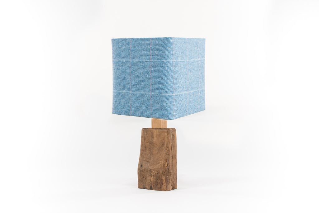 Jay tweed table lamp