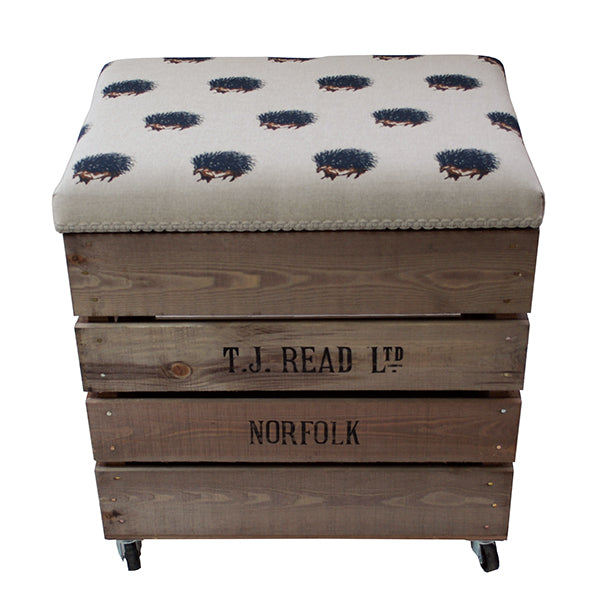 Hedgehogs breakfast bar stool