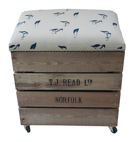 Wading birds breakfast bar stool