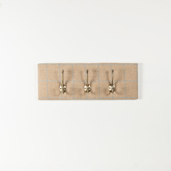 Wagtail tweed coat hooks