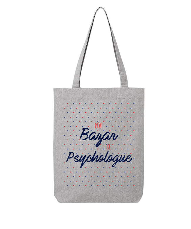 Tote bag Bazar de Psychologue - Comptoir des Psychomot
