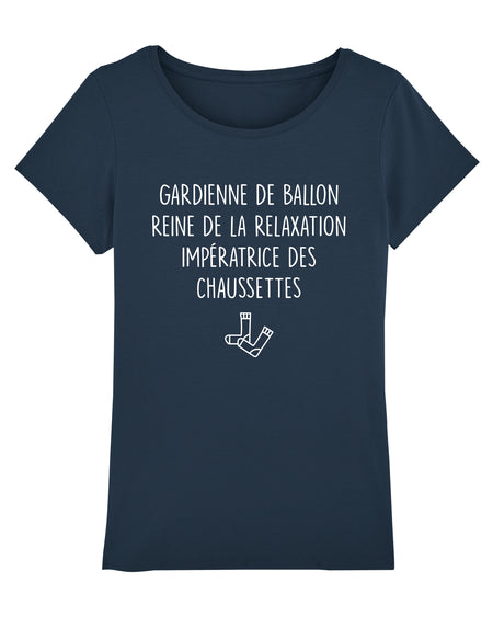 Sweat Gardienne ballon