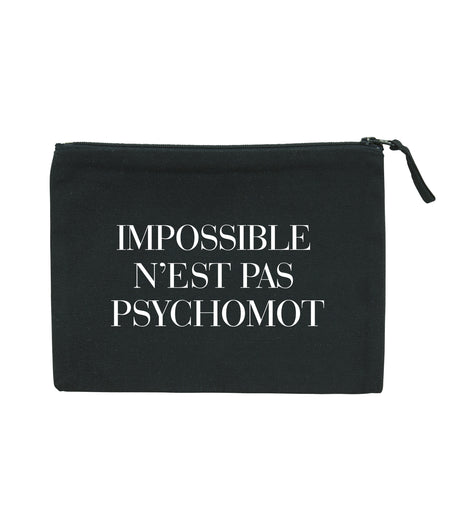 T-shirt Impossible Psychomot