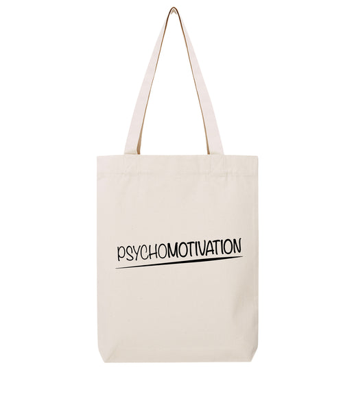 Tote bag Psychomotivation - Comptoir des Psychomot
