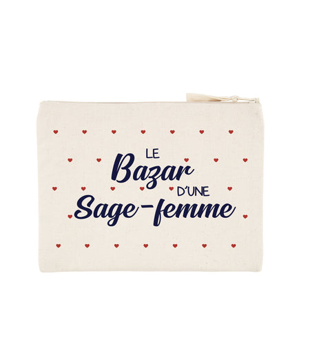 Tote bag Bazar coeur Podologue