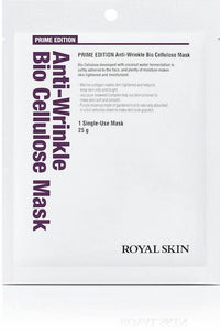 PRIME EDITION Anti-Wrinkle Bio Cellulose Mask (1 ea)