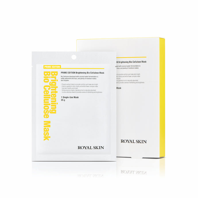 Bio Cellulose Brightening Mask