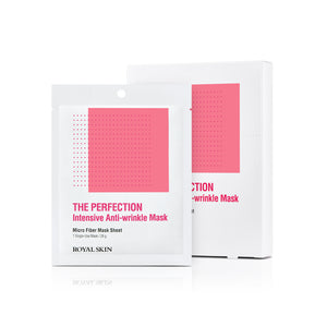 THE PERFECTION Intensive Anti-Wrinkle Mask (Pack of 5)
