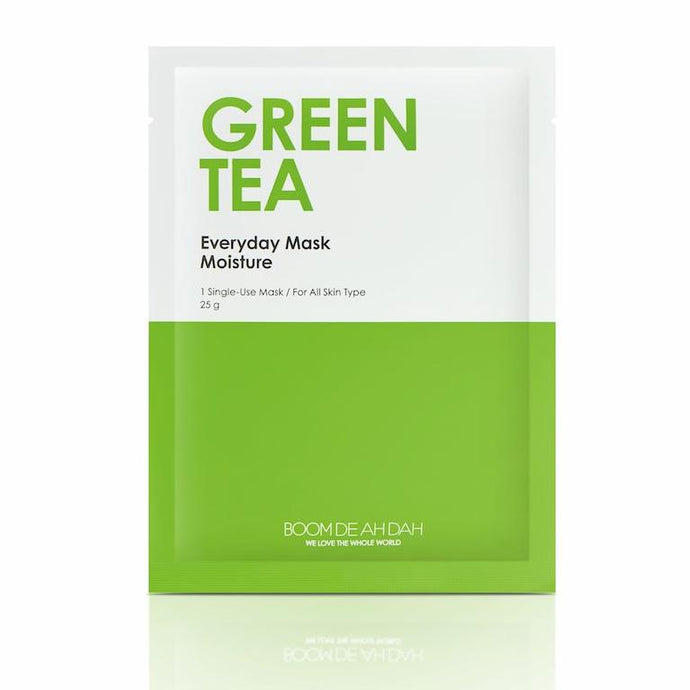 Green Tea Moisturizing Mask