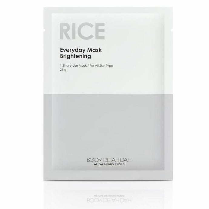 Brightening Rice Mask