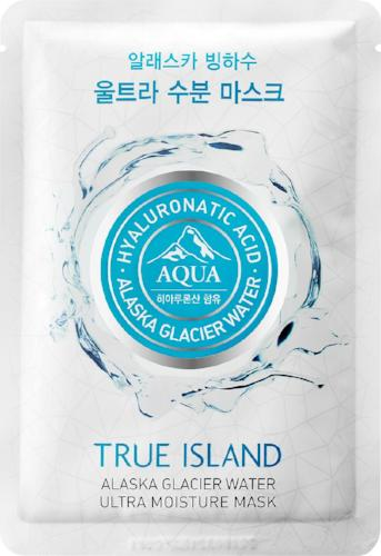Glacier Water Ultra Moisture Mask