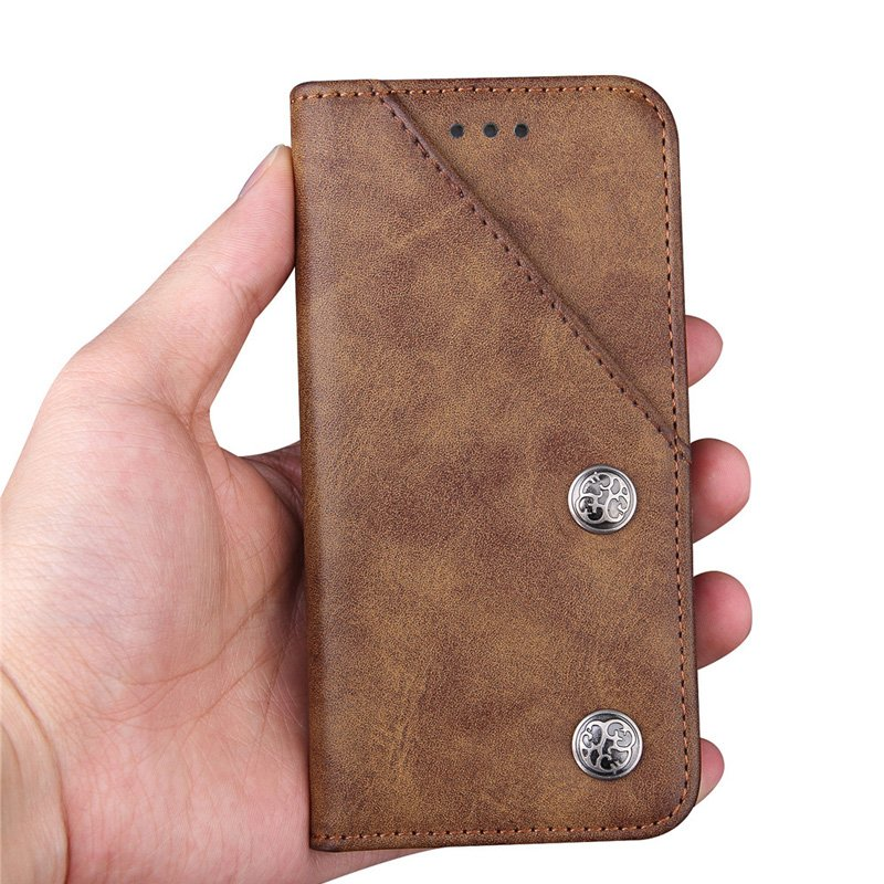 Studded iPhone X Wallet Case Spocket App