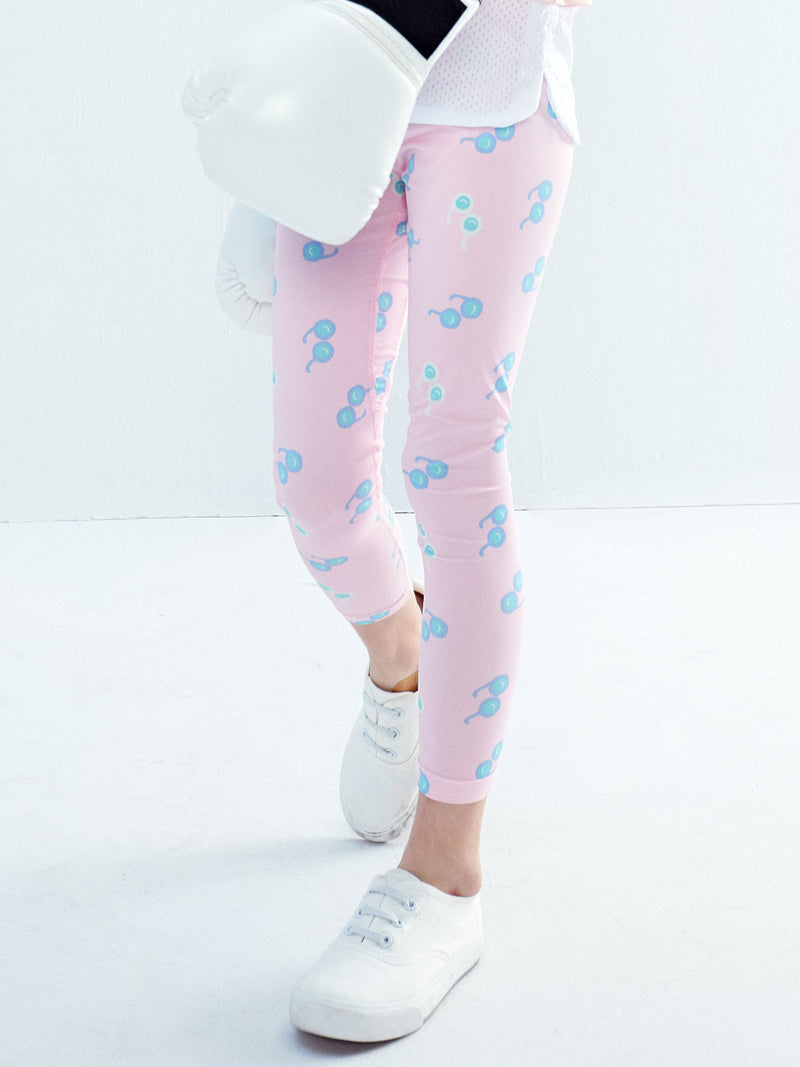 SS20 | UPF50+ BREEZY LEGGINGS - Illusion Pink