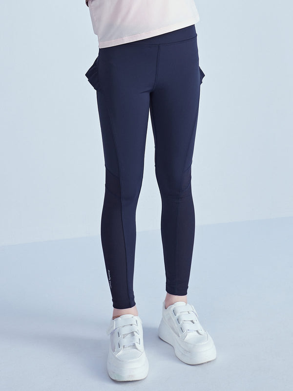 UPF50+ MESH WITH GRACE PANT LACE - Scarab