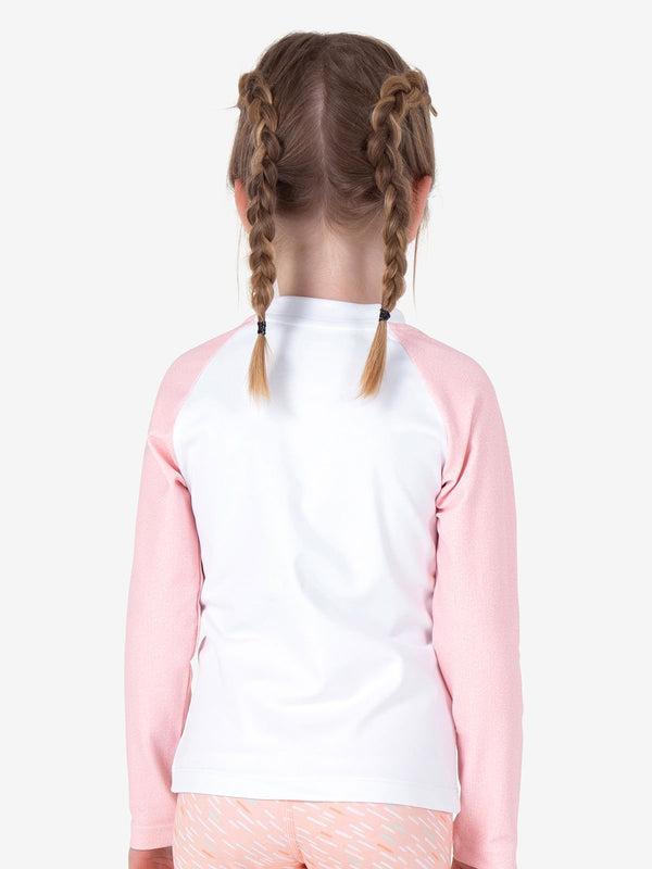 UPF50+ Surfing Paradise Top - Studio Pink