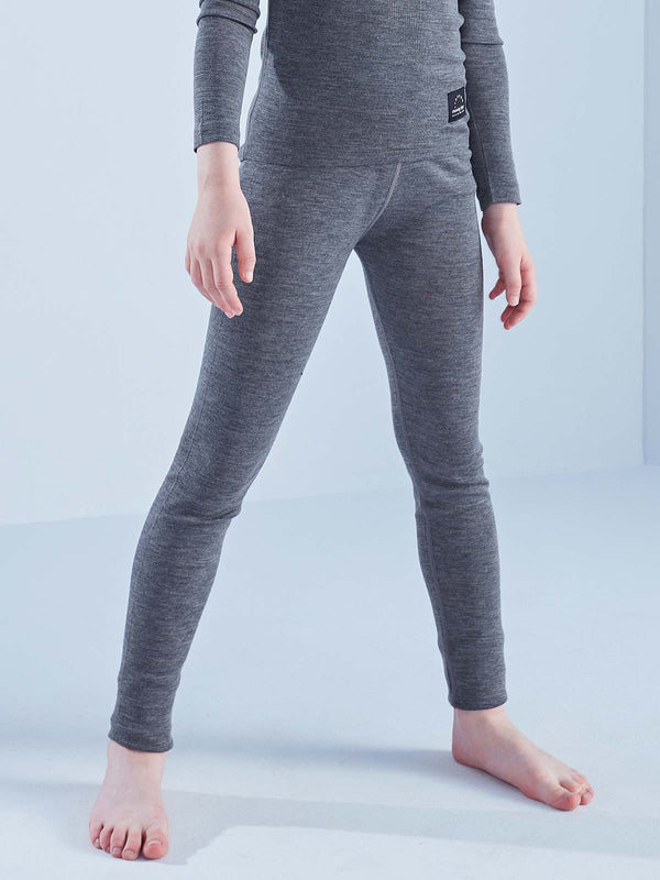 Merino Wool Tight - Grey
