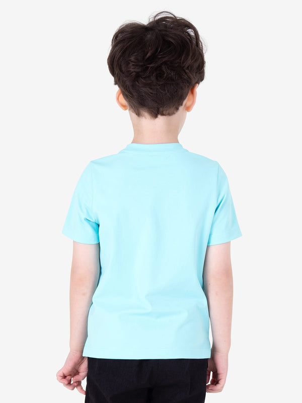 UPF50+ Takes & Adders Short Sleeve - Purist Blue
