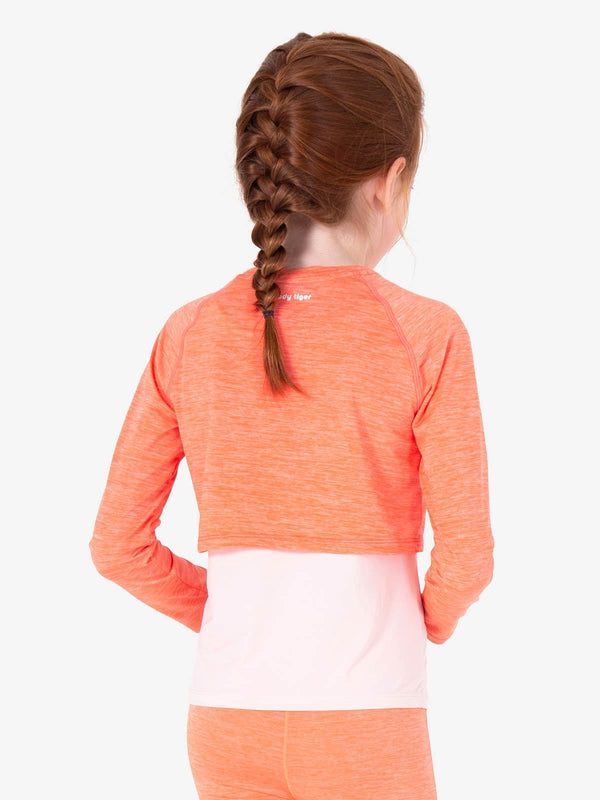 Wonderful 3 Long Sleeve - Orange
