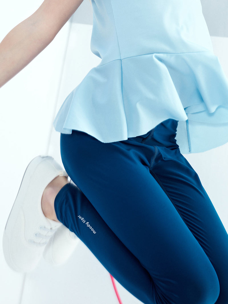SS20 | UPF50+ BREEZY LEGGING - Sailor Blue