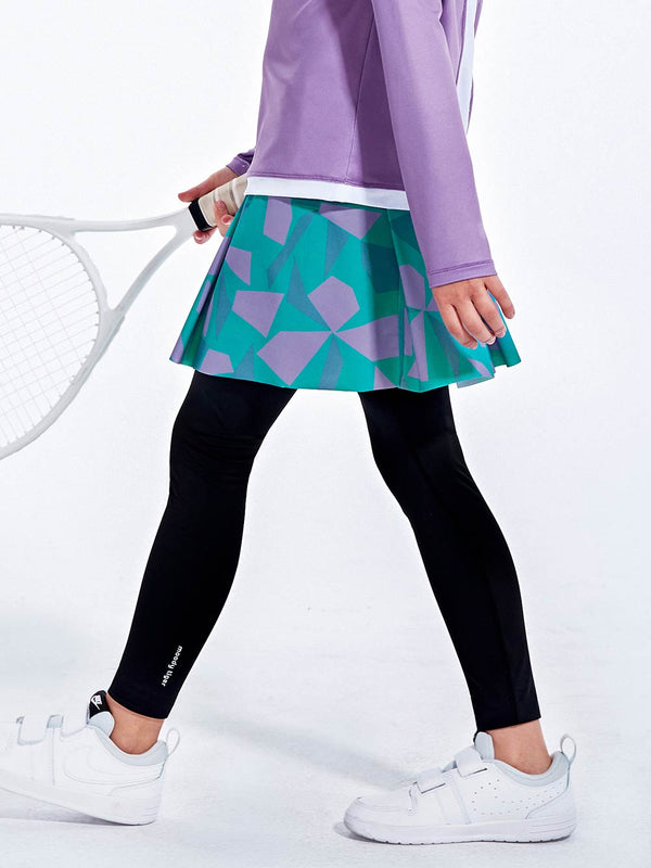 2-in-1 running skirt