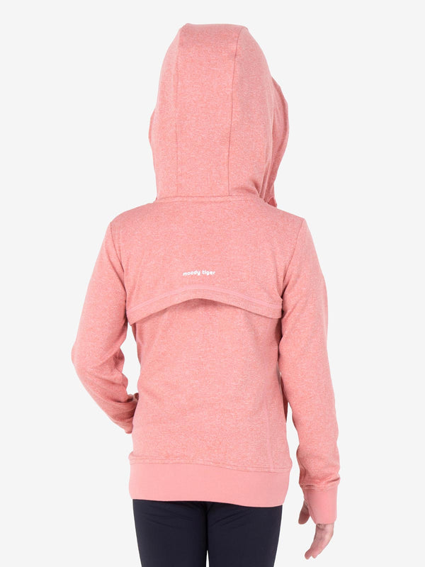 Dream High Zip Hoodie - Desert Sand