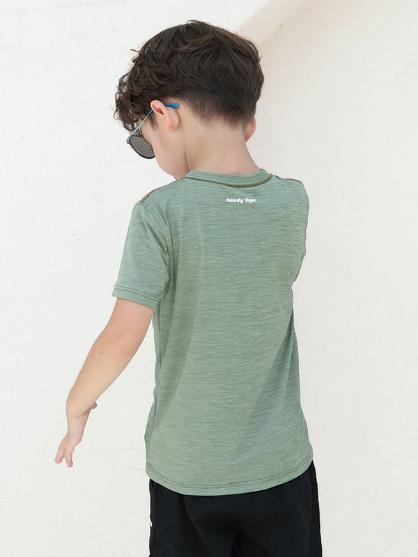 Pick Up Short Sleeve - Olive