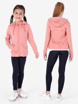 Dream High Zip Hoodie - Desert Sand (Woman)