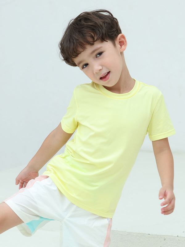 Pick Up Short Sleeve - Lemon Drop