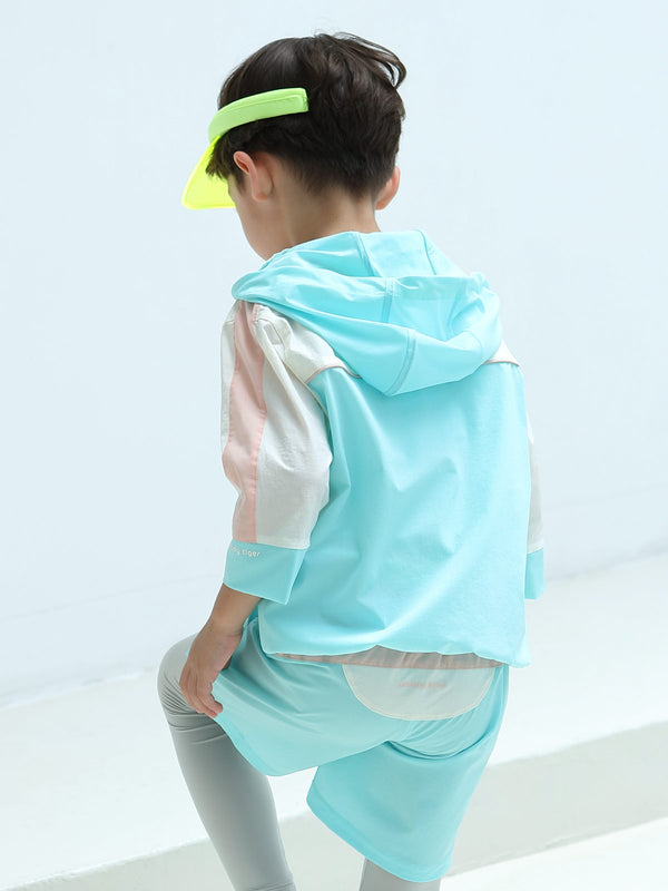 Treasure Hunt Windbreaker - Cashew