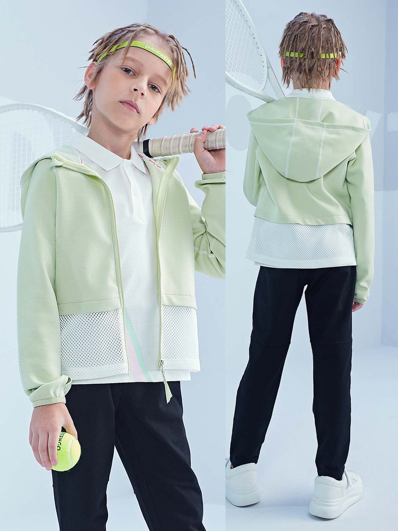 Neoprene Jacket with Mesh