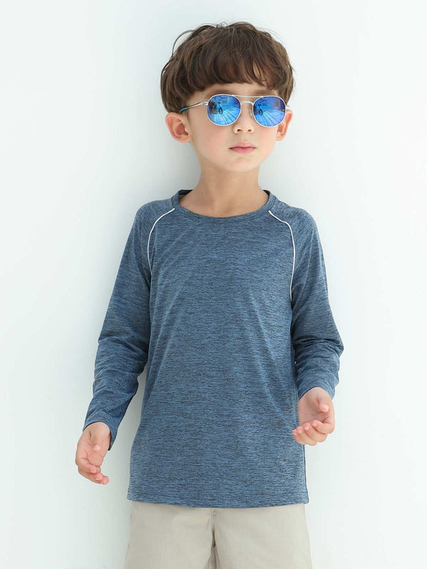 UPF50+ Everyday Long Sleeve - Coronet Blue