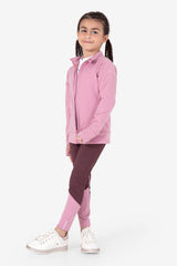 Balance Beam Jacket - Rose Pink
