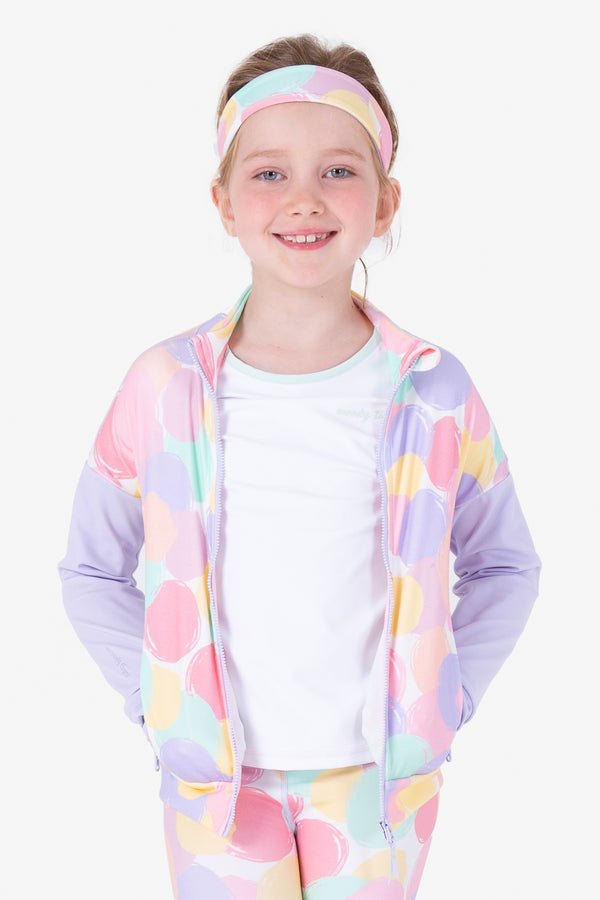 Balance Beam Jacket - Bubble Fun
