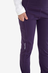 Hide and Seek leggings - Prussian