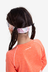 Cheerful Headband - Peach Marble