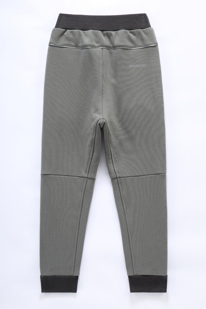 Count On Me Sweatpant - Castor Gray