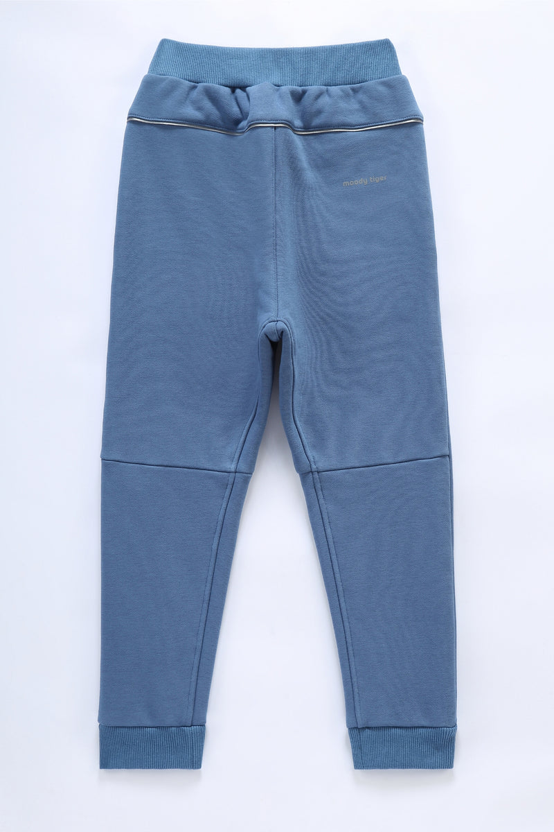 Count On Me Sweatpant - Blue Creek