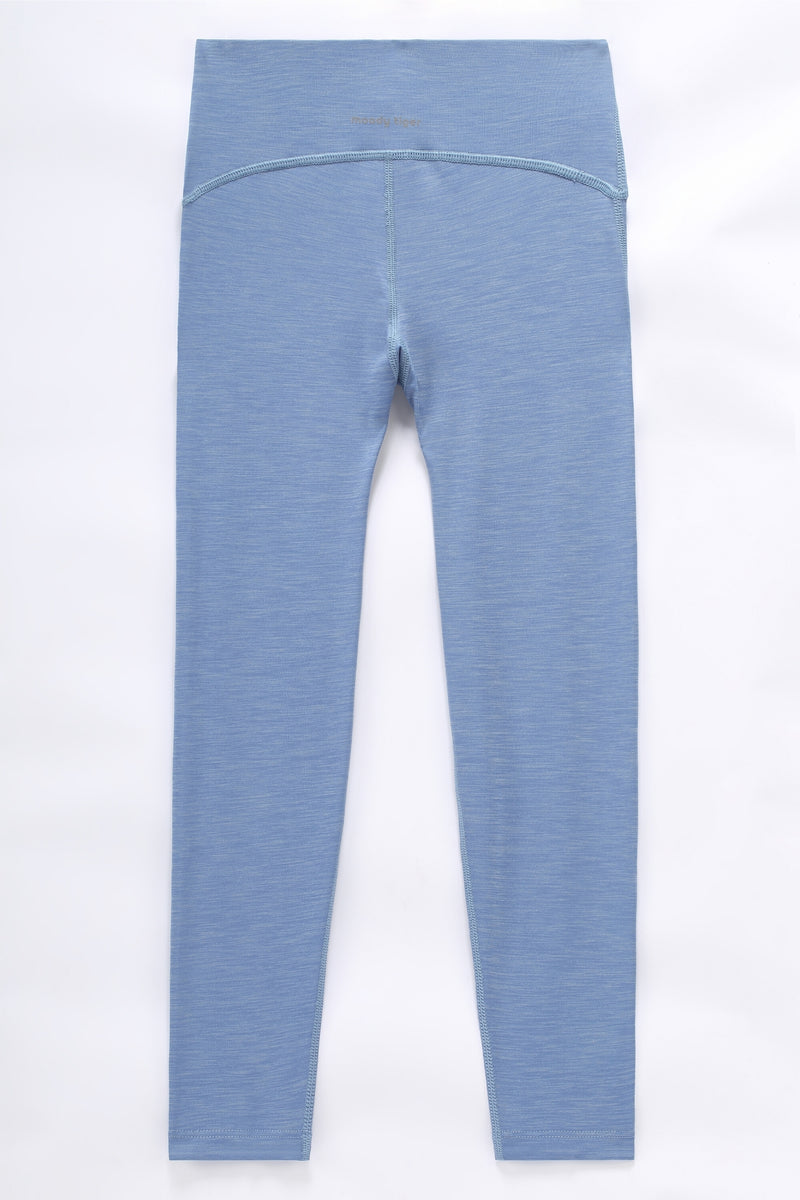 Dance Around Legging -Coronet Blue