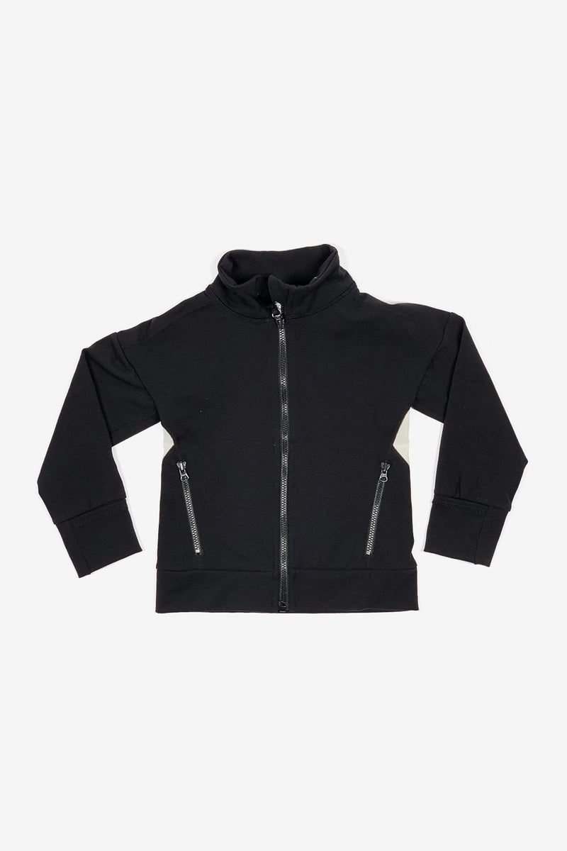 Balance Beam Jacket - Black (Woman)