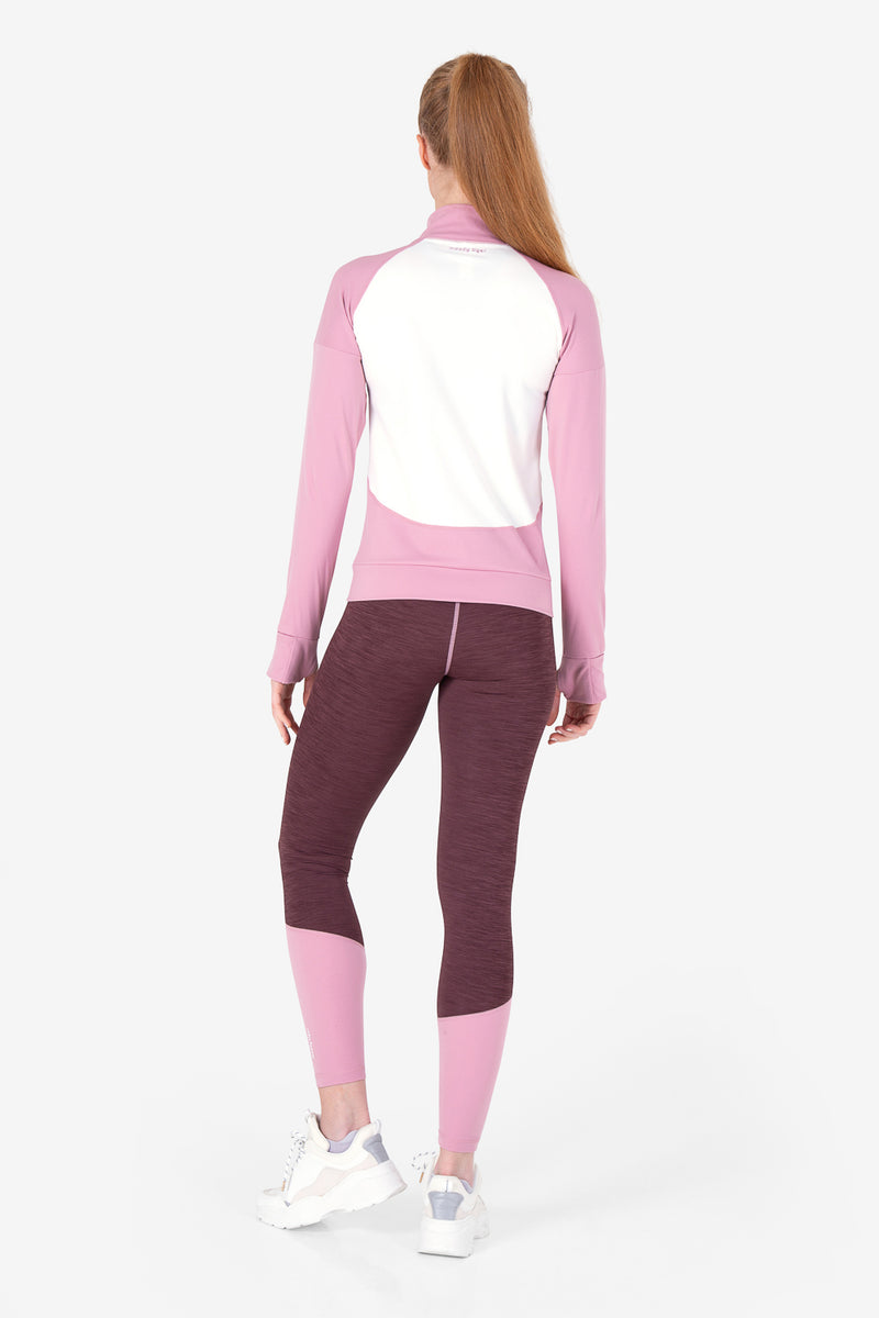 Balance Beam Jacket - Rose Pink (Woman)