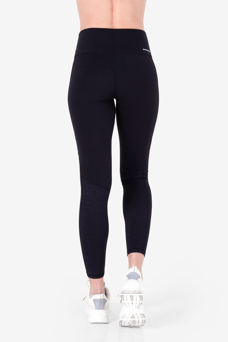 Moody Says legging - Black (Woman)