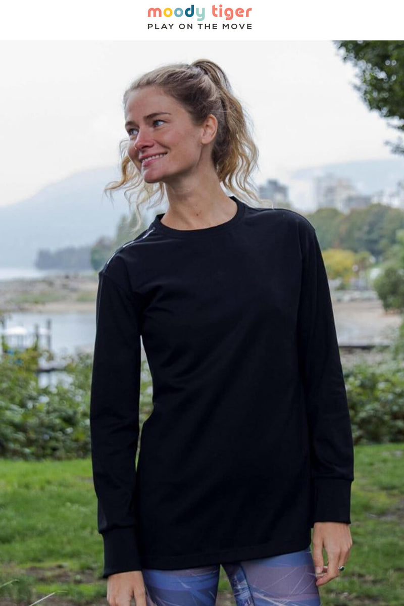 Frisky Tunic - Black (Woman)