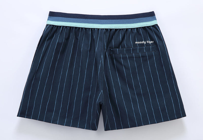 Cheery Culotte - Slow Flowing Navy