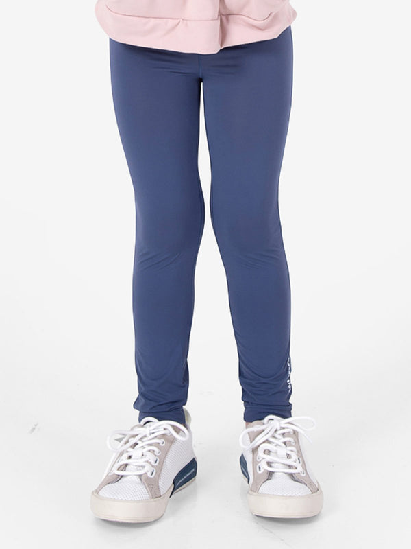 UPF50+ Breezy Legging - Indigo Blue
