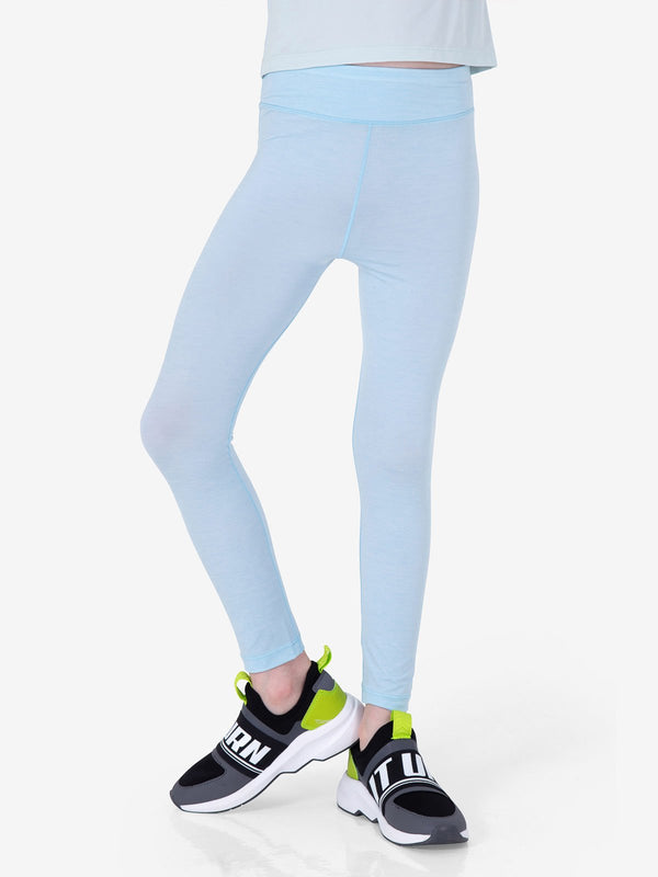 UPF50+ Breezy Legging - Aquatic